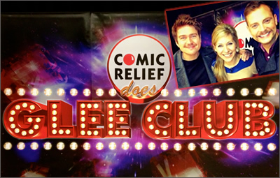 Comic Relief Does Glee Club
