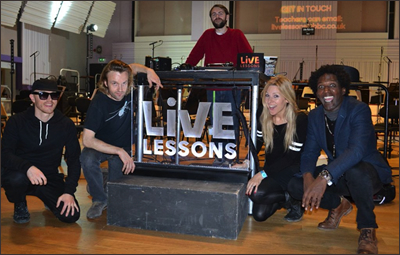BBC Ten Pieces Film - Live Lesson and Concerts